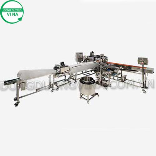 Máy tẩm bột FINE-3600-STR