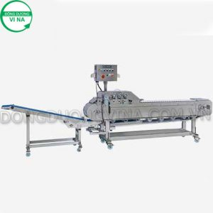 SUJIKIRI SHRIMP SINEW CUTTING MACHINE